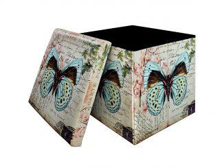 табуретка пеперуда